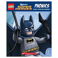 Lego DC Super Heroes: Phonics Boxed Set - mamaishop