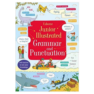 Usborne Junior Illustrated Grammar and Punctuation