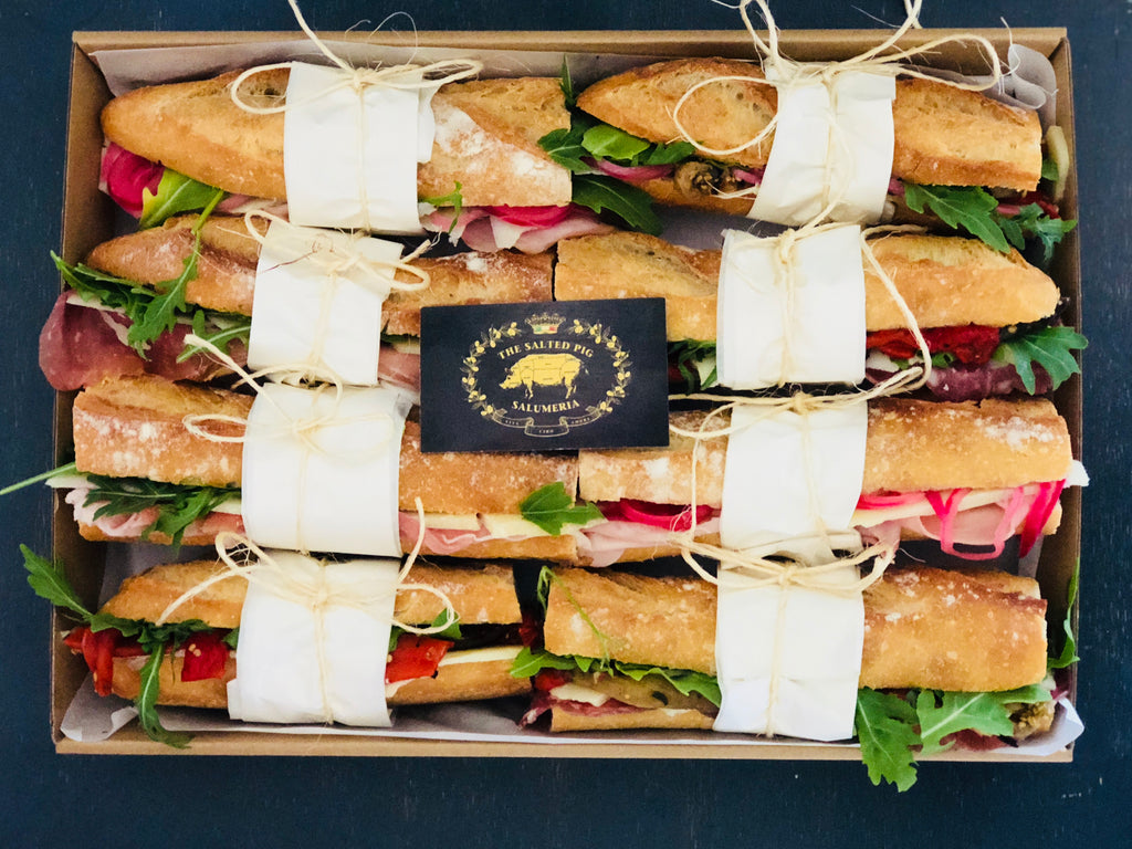 Panino Box of Eight