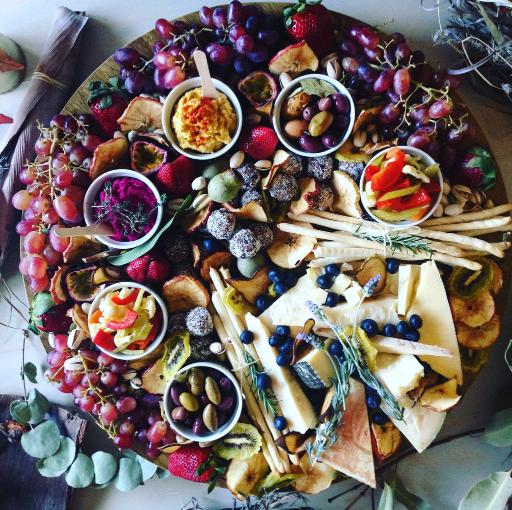 Antipasti & Cheese Board