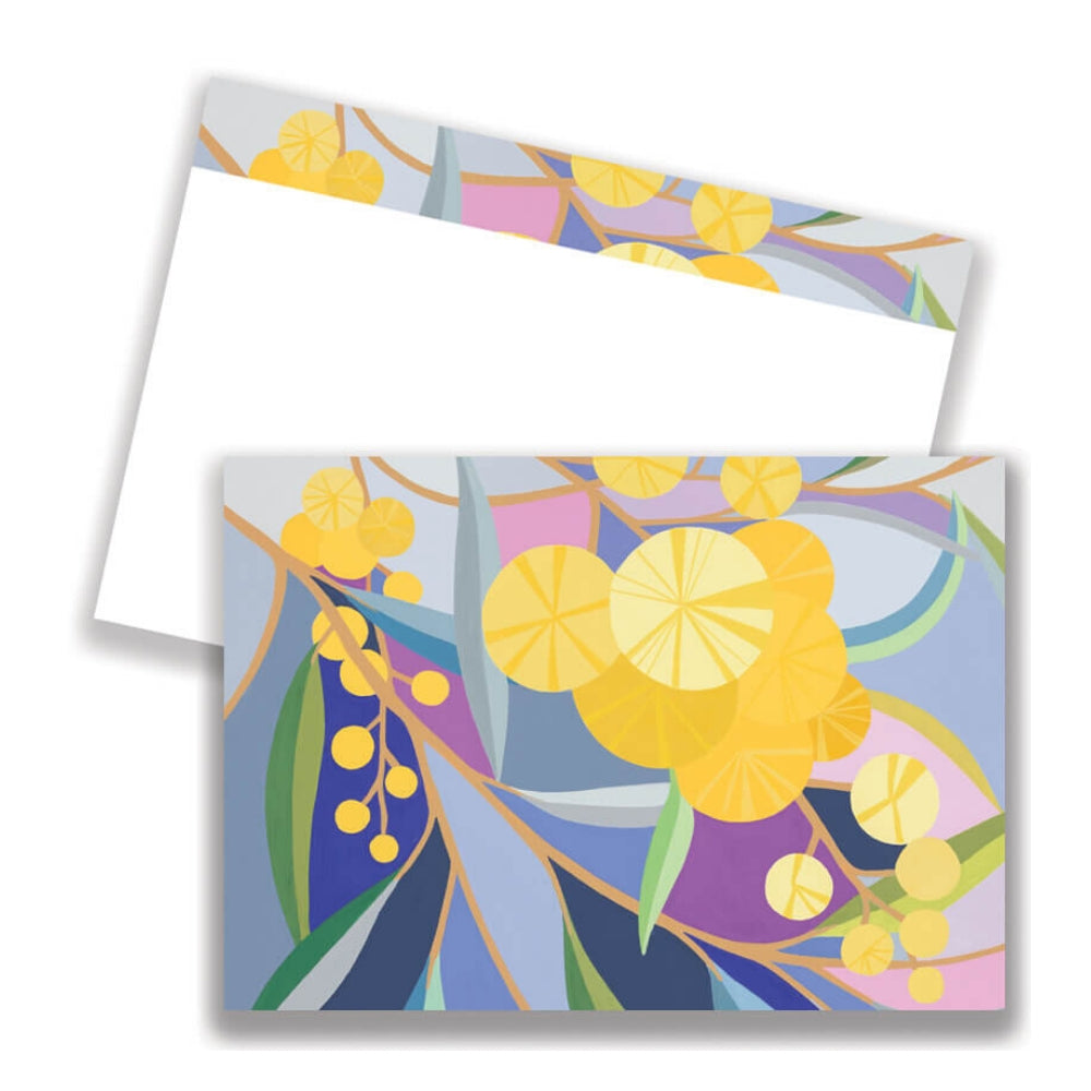 NOTE CARDS - Designed by Claire Ishino