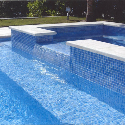 Pool Copings & Mosaics / Retaining Walls