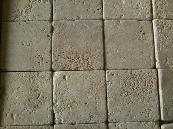 TRAVERTINE CLASSICO TUMBLED TILES