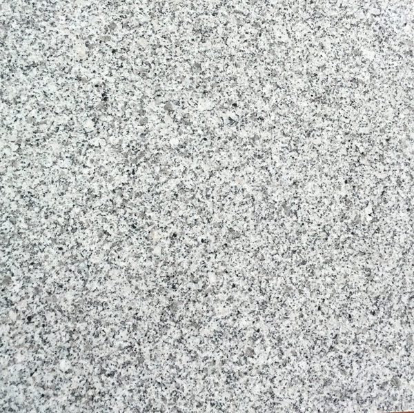 Granite Blanco Flamed  Paver 600x600x30
