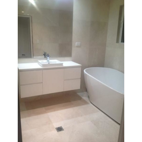 Travertine Premium Honed and Filled Tiles