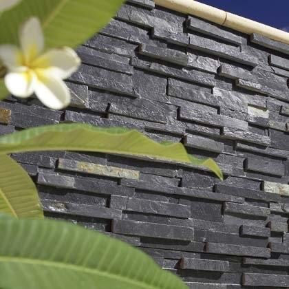 stackstone charcosl wall cladding Tile Auctions