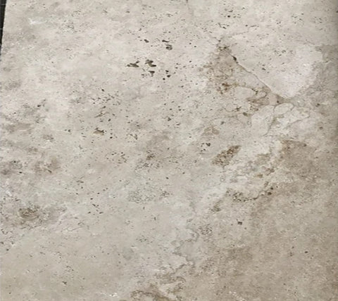 Travertine Starck Tumbled Tile 610x406x12