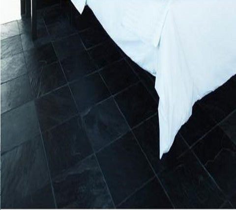 Slate Coal Natural  Brazilian Stone Tile 200x200x10