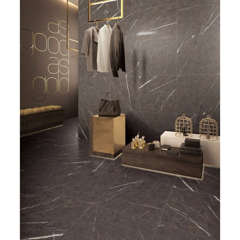 pietra grey porcelain wall and floor tile.Tile Auctions