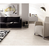 Porcelain Roman Travertine Look Tile