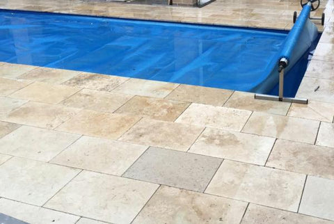 TRAVERTINE STARCK PAVERS