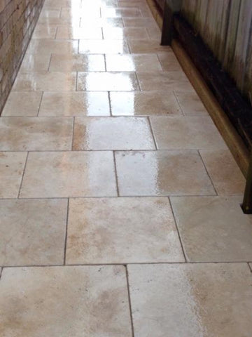 ZAHA TRAVERTINE PAVERS