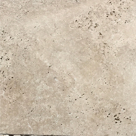 Travertine Starck Tumbled Paver 406x406x30