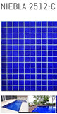 niebla 2512-C glass mosaic