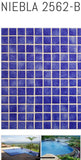 nirbla2562-B glass  mosaic