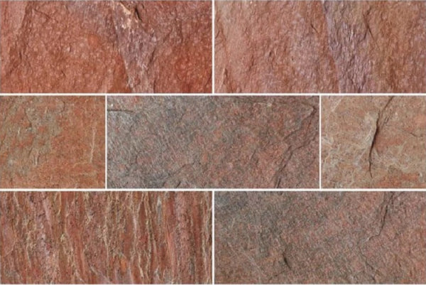 Copper Red Slate 600x400x20