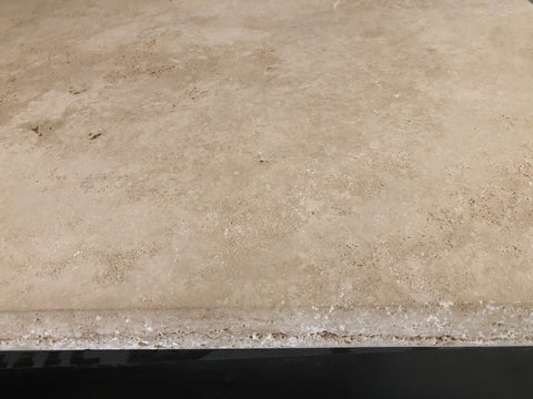 travertine bullnose 1220x600x30