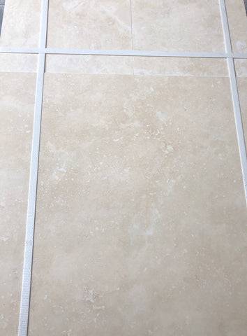 Travertine French Zpartern H/F Rectified