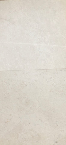Bianca perla polished Marble Tile 305x305x20 Job Lot