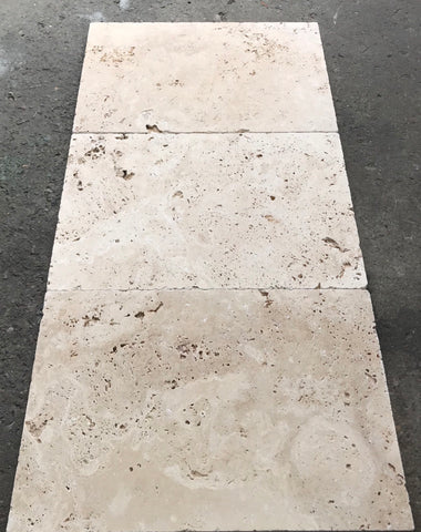 travertine commercial paver