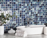 Nature Glass Mosaics-Tile Auctions
