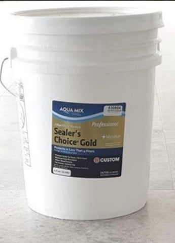 Awuamix Sealers Choice Gold 19lt