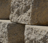 Norfolk Retaining Wall System. 390 x 190 x 180 Sold per EACH