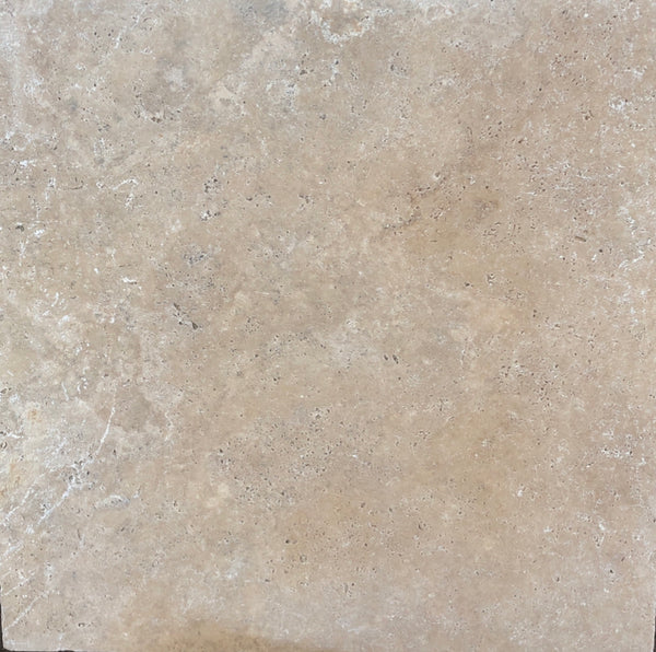 Travertine Classic Tumbled Paver 610x610x30