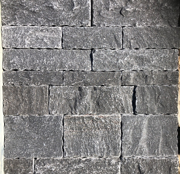 limestone wall cladding charcoal