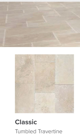 travertine classic prrmium paver