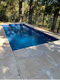 Travertine Classic Tumbled Paver 600x600x30