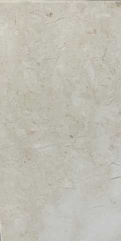 Tudcany Cream Polished Marble Tile 600x300x18