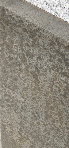 Basalt  Black Flamed 600x300x60  per each