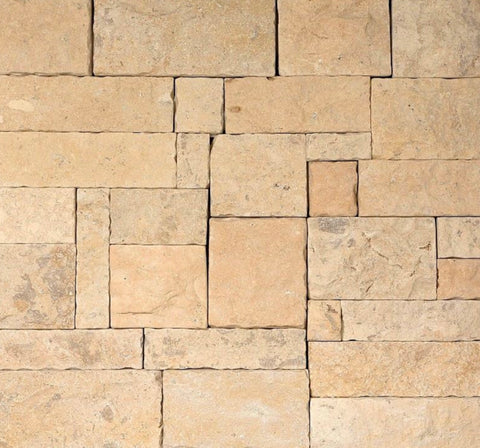limestone beige wall cladding 30mm