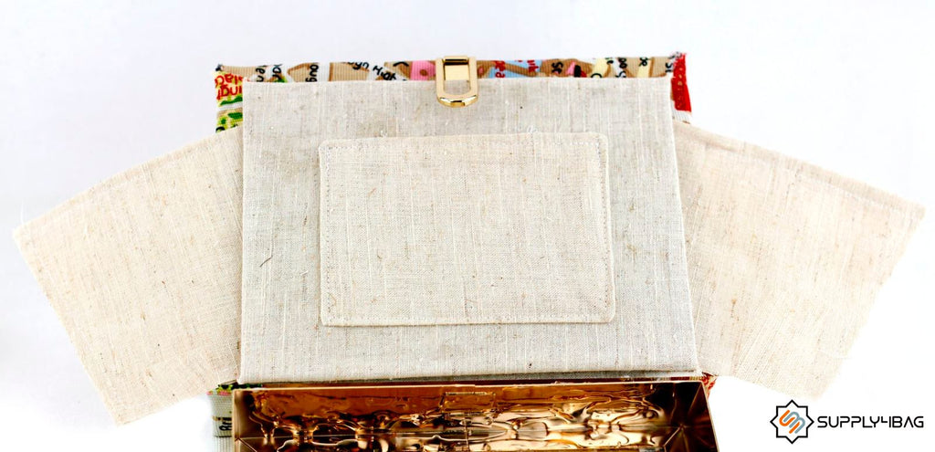 How to make a Book Clutch