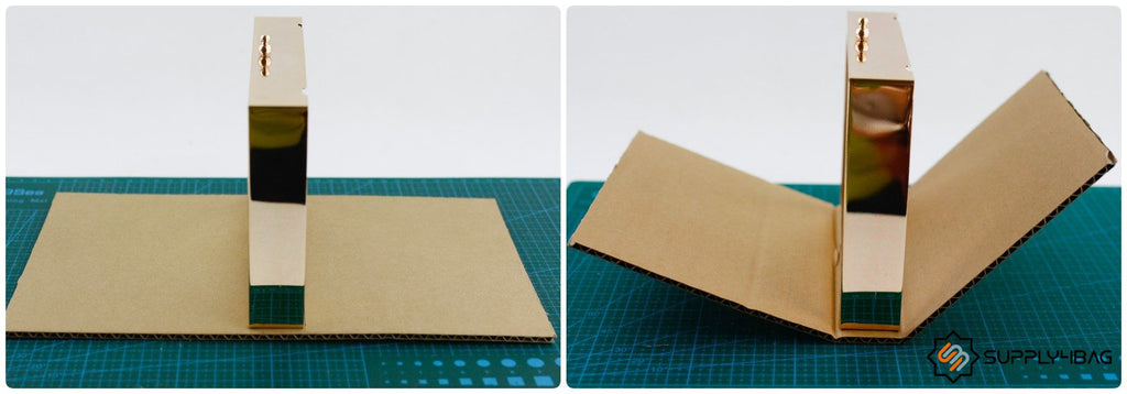 Book Clutch DIY Tutorial Free