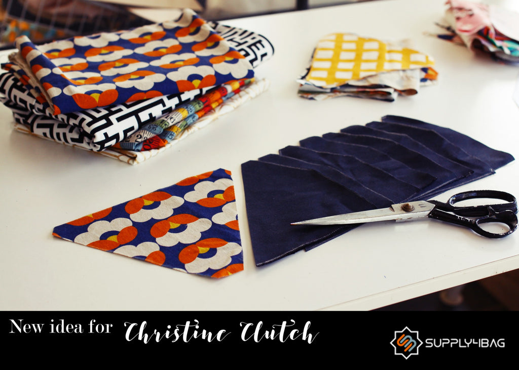 Patchwork Clutch Bag ideas