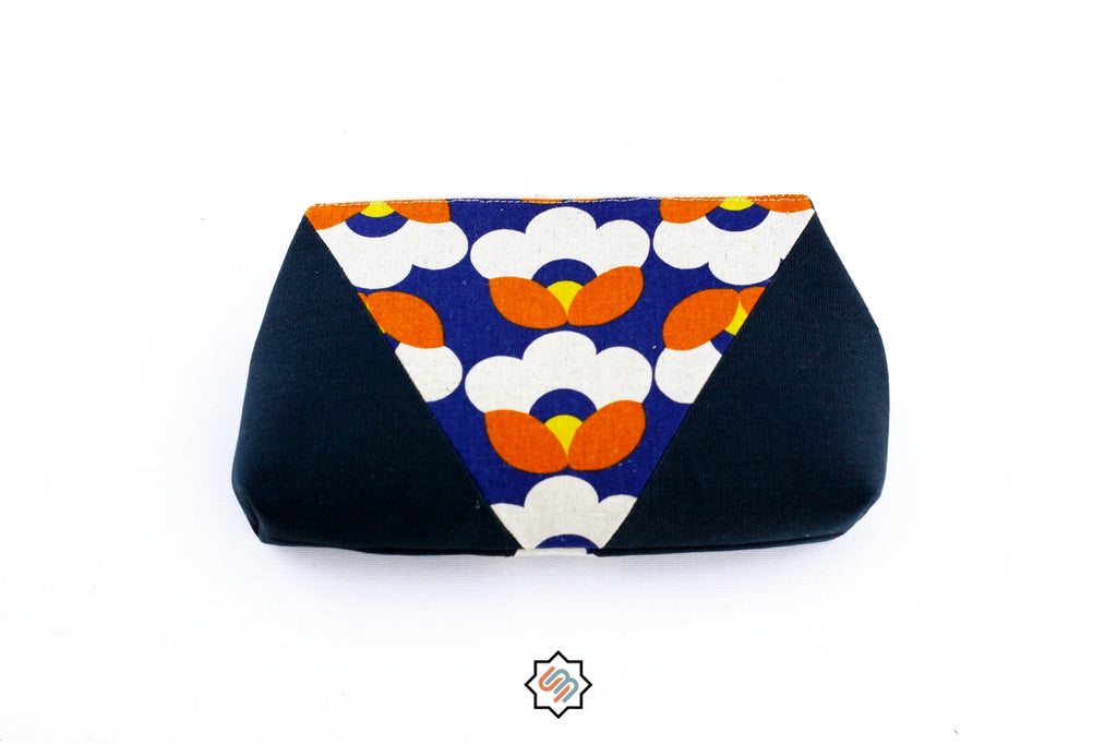 Tutorial for Patchwork Clutch Bag