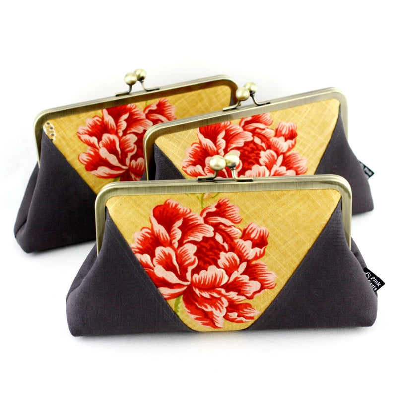 Handmade Vintage Floral Clutches | SUPPLY4BAG