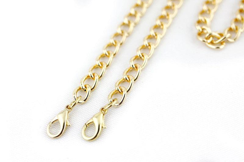 22 inch - Gold Purse Chain (Medium) | SUPPLY4BAG