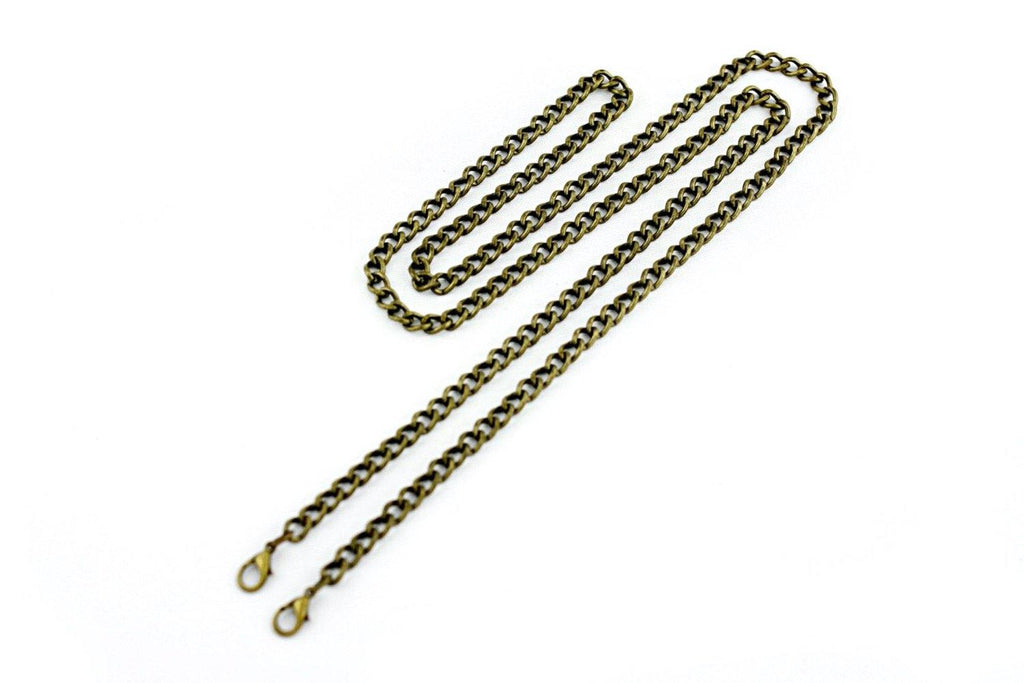 48 inch - Antique Brass Purse Chain (Medium) | SUPPLY4BAG