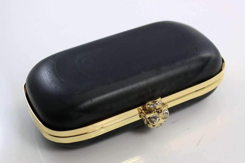 7 1/4 x 3 3/4 inch - Skull - Golden Clutch Box Frame with Covers | SUPPLY4BAG