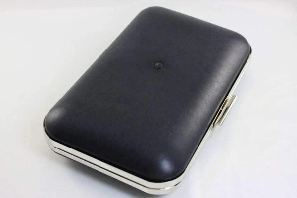 10 x 6 1/4 inch - Large Silver Rectangle Dressing Case with Covers | SUPPLY4BAG