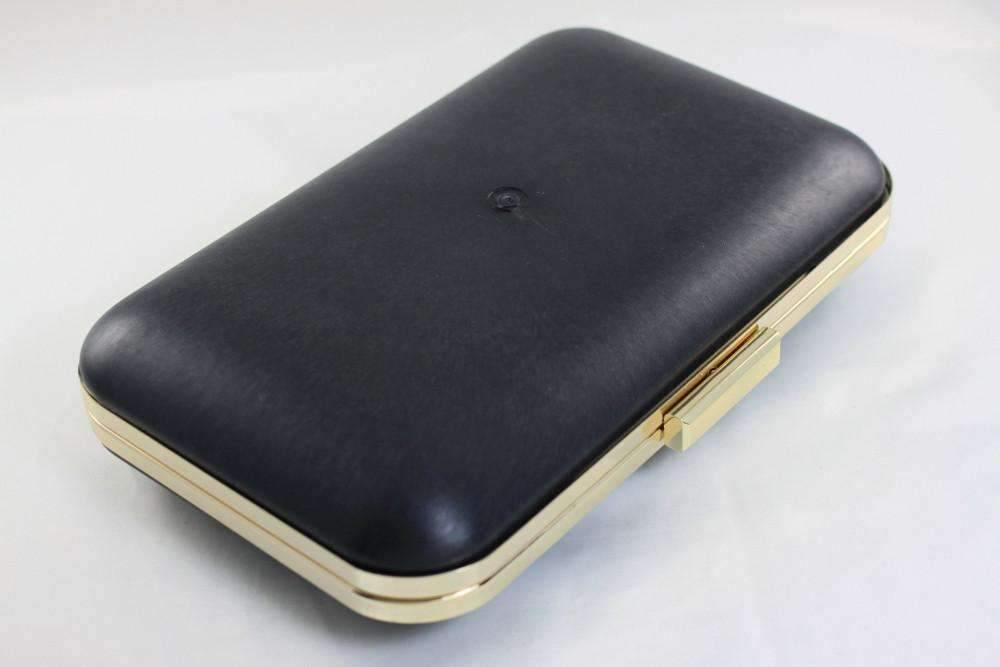 10 x 6 1/4 inch - Large Golden Rectangle Dressing Case with Covers | SUPPLY4BAG