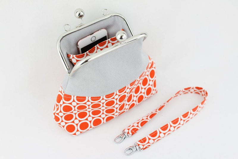 Emily Frame Purse Bag Making Tutorial & PDF Pattern | SUPPLY4BAG