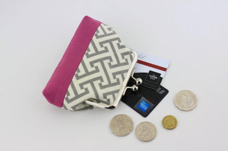 Kyle Small Coin Purse Making Tutorial & PDF Pattern | SUPPLY4BAG