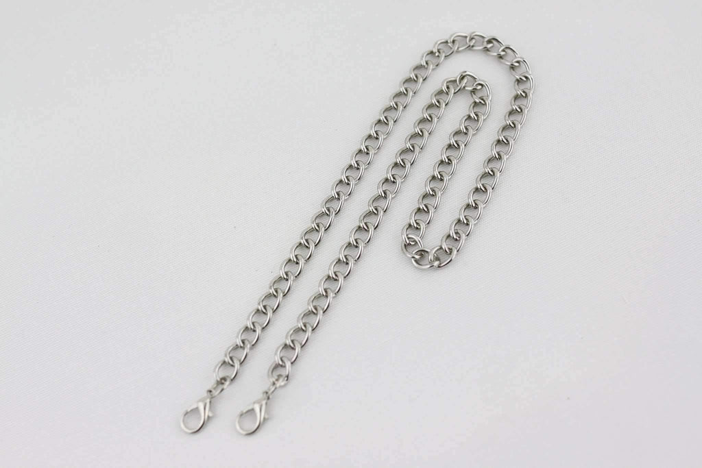 22 inch - Silver Purse Chain (Medium) | SUPPLY4BAG