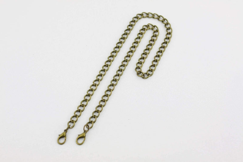 22 inch - Antique Brass Purse Chain (Medium) | SUPPLY4BAG