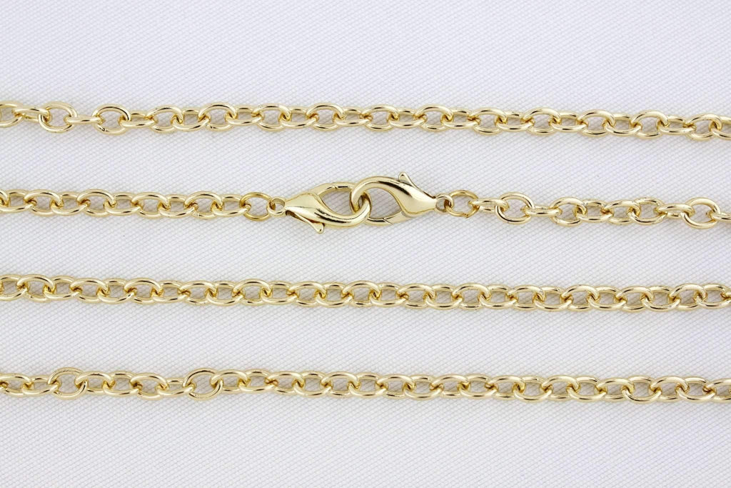 48 inch - Gold Purse Chain (Small) | SUPPLY4BAG