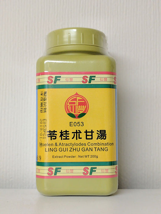 Ling Gui Zhu Gan Tang 苓桂朮甘湯 (Low Stock Please Contact Us for Availability)